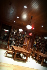 new reading room